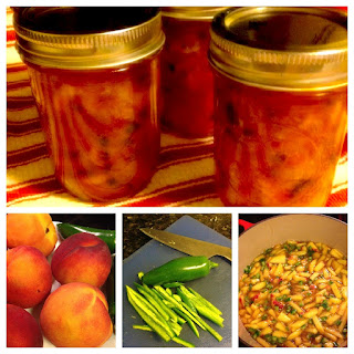 Peach Jalapeño Jam from Homesick Texan
