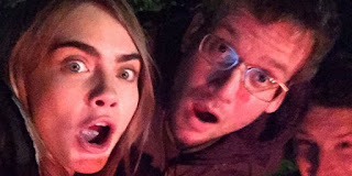 Paper Towns movie with Cara Delevingne