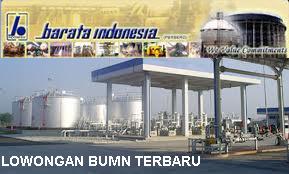 Penerimaan Pegawai BUMN 2013, Barata Indonesia Persero, S1