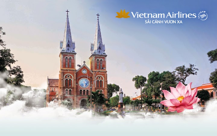 Vietnam Airlines - Ưu đãi đặc biệt nhân kỷ niệm 40 năm giải phóng miền Nam