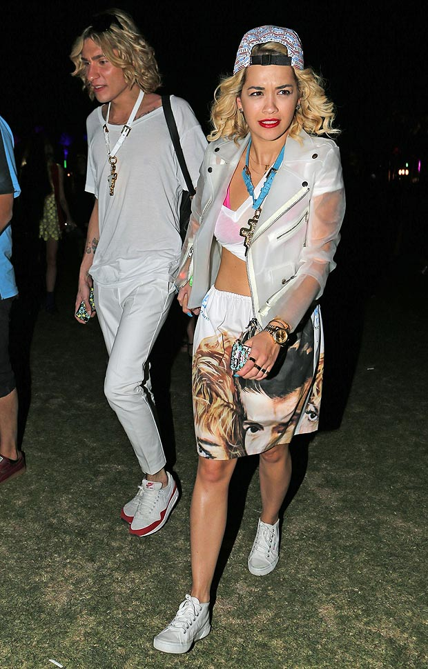 Displaying (18) Gallery Images For Rita Ora Style 2013...