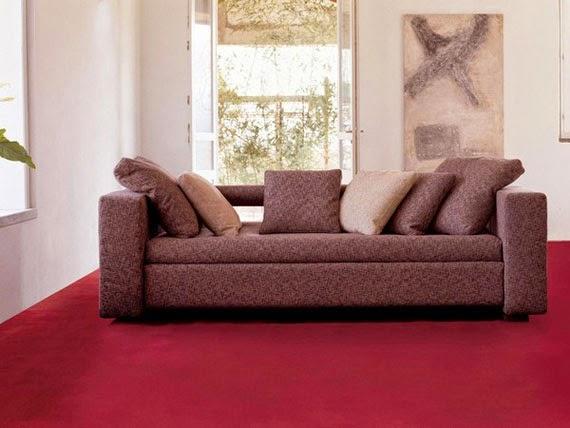 sofa que se convierte en litera