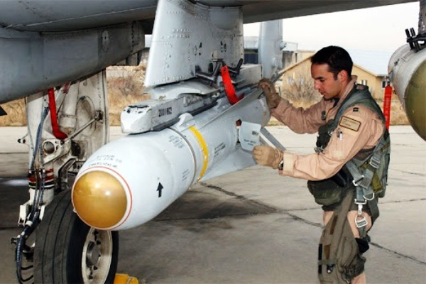 AGM-65K2 Maverick All-Up-Round