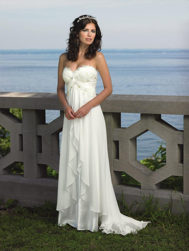 about types wedding dresses