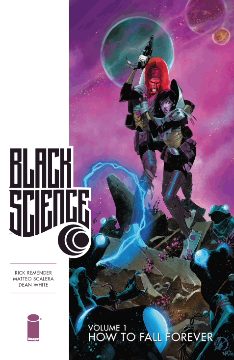 Review: Black Science Volume 1 How to Fall Forever