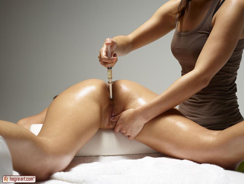 Pussy massaging   Erotic area