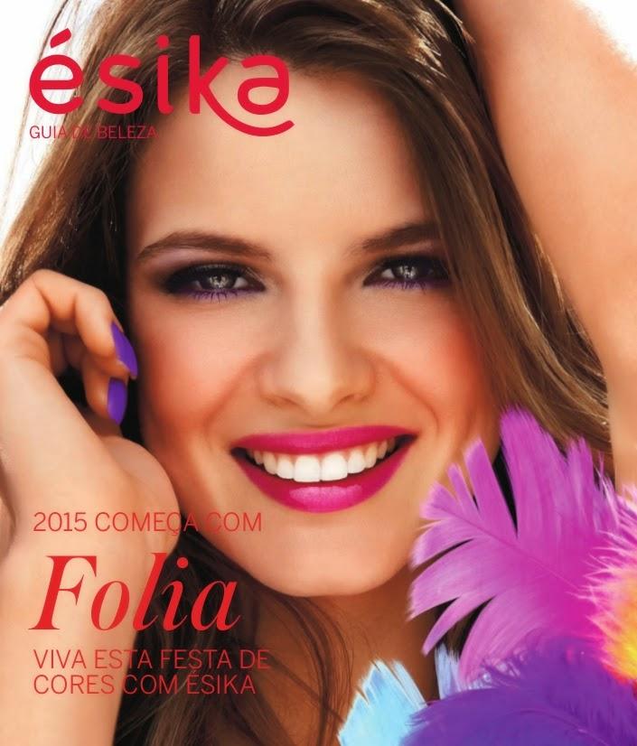 Revista Ésika Janeiro de 2015