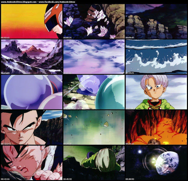 Dragon Ball Z Pelicula 10