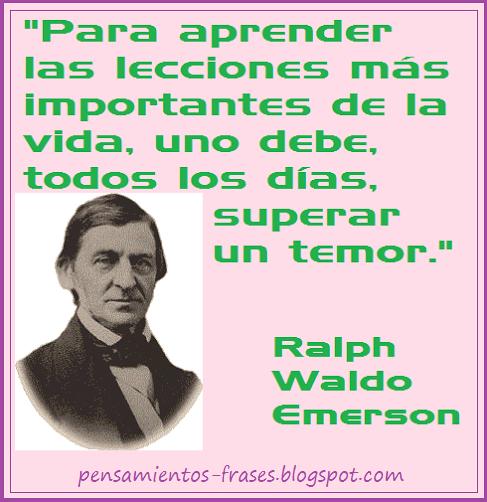 frases de Ralph Waldo Emerson