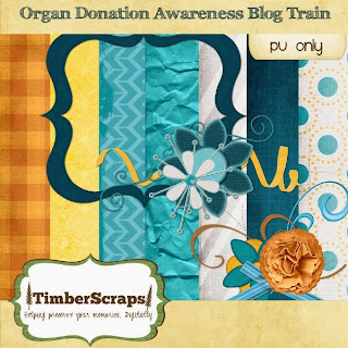 Organ Donation Awareness Blog Train