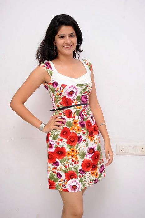 deeksha seth in cute skirt photoshoot stills gallery