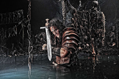 Conan The Barbarian Leather Armour