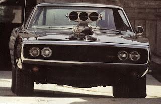 Mobil Toretto itu jenis 1970 Dodge Charger