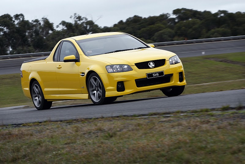2011 Holden Ute pick-up Series