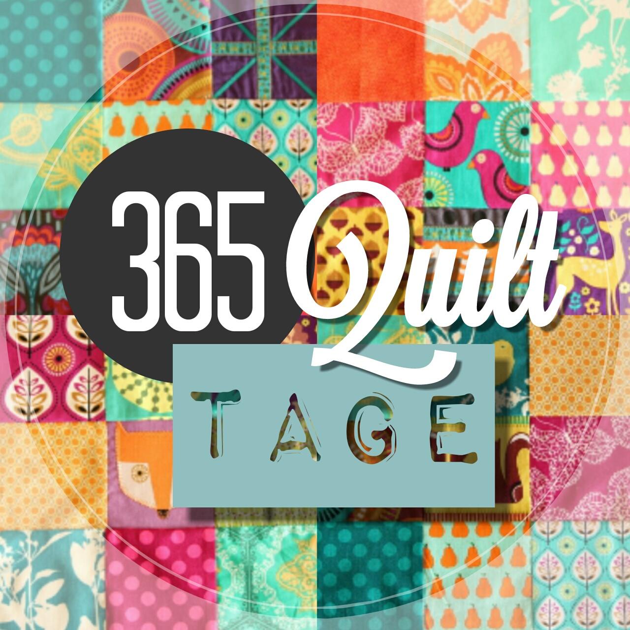 Der 365 Tage Quilt von stitchydoo
