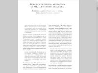 Tiede & Edistys 1/2010, s. 47