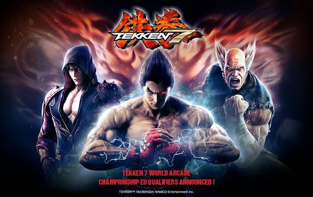 Tekken 7 World Arcade Championship Europe