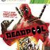 Deadpool XBOX360 Game