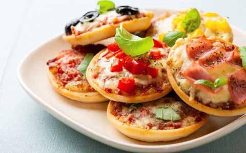 Cara Membuat Pizza mini Special Untuk Keluarga