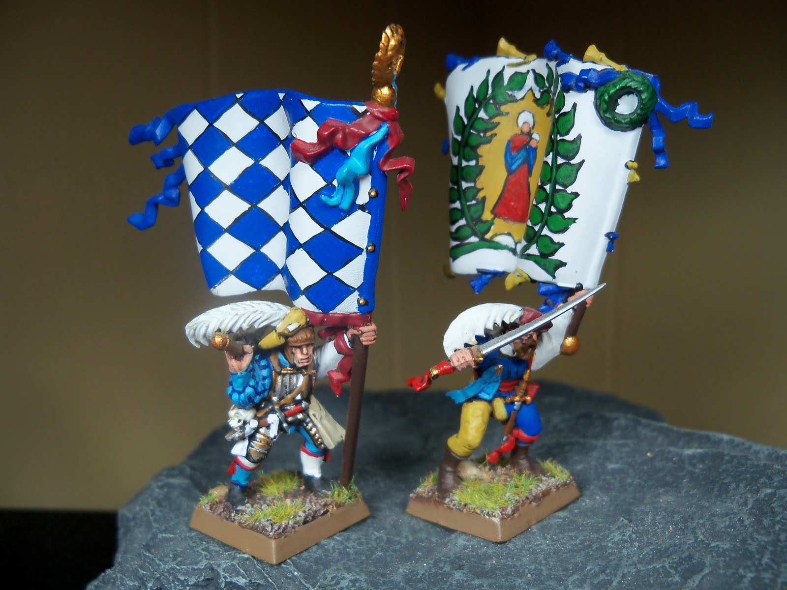 Toy Soldiers And Dining Room Battles Favorite Figures