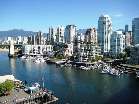 Canada+city