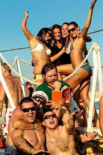 czytanie, wakacje, książka, zabawa
