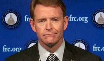 Tony Perkins - hate group leader