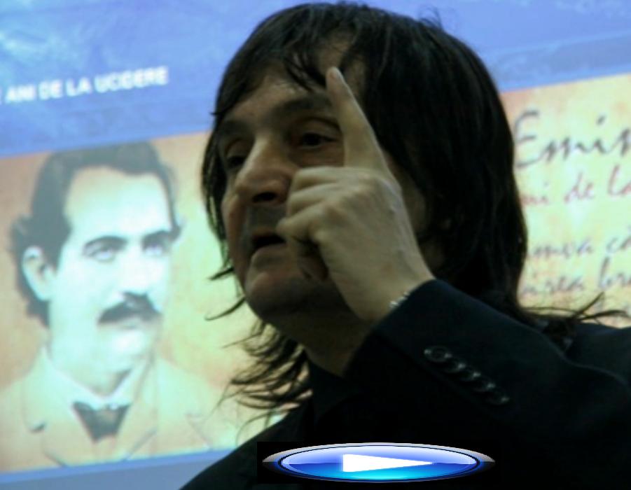 Profesorul Constantin Barbu despre Memorialul Mihai Eminescu