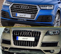 Review Comparison : Audi 2nd versus 1st Generation