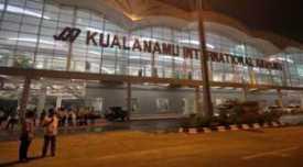 Bandara Internasional Kuala Namu-Medan