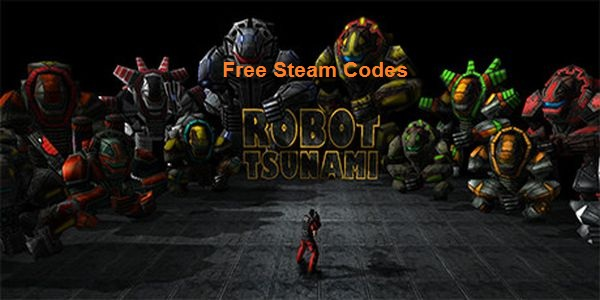 Robot Tsunami Key Generator Free CD Key Download