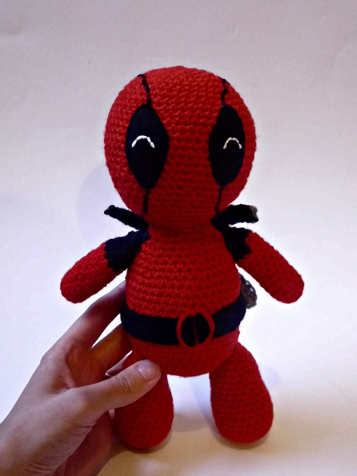 Deadpool Knitting Pattern : the geeky knitter: august crafting - update