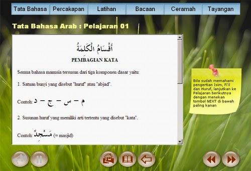Belajar Bahasa Arab untuk Orang Indonesia