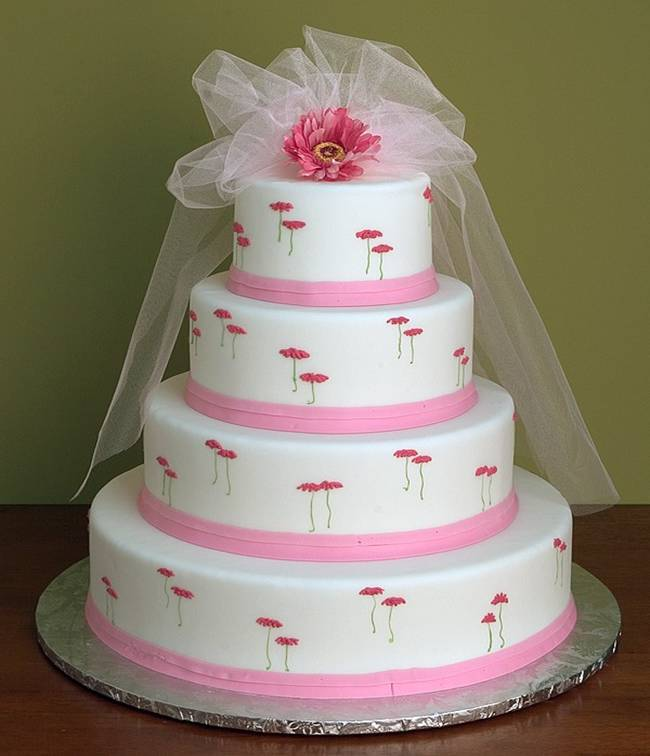 Cake Design Ideas For Wedding : Marriage Cakes: Wedding Cakes Ideas