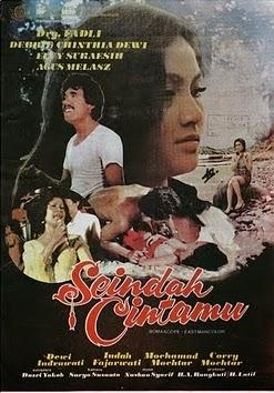 film jadul TIADA SEINDAH CINTAMU