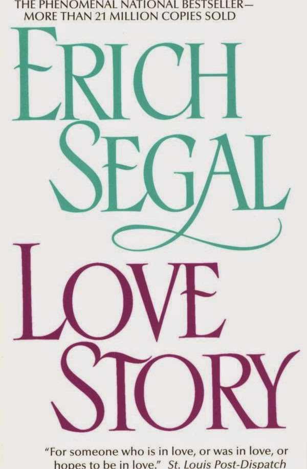 Love story by Erich Segal pdf.