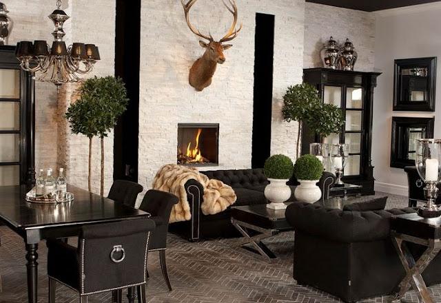 De interieurcollectie de klassieke woonstijl for Eichholz interieur