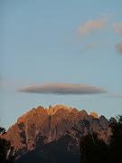 La Rocca dei Baranci.