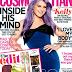 KELLY OSBOURNE COVERS COSMOPOLITAN UK SEPTEMBER ISSUE