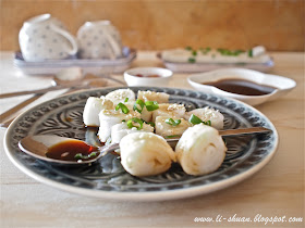 簡易豬腸粉 Simple Chee Cheong Fun