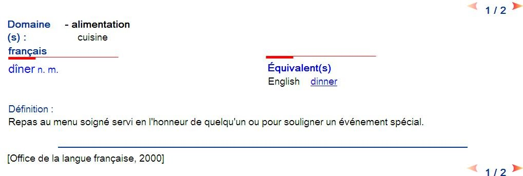 Linguistiquement correct quelle heure d ne t on - Office de la langue francaise dictionnaire ...