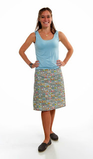 Favorite A-Line Skirt