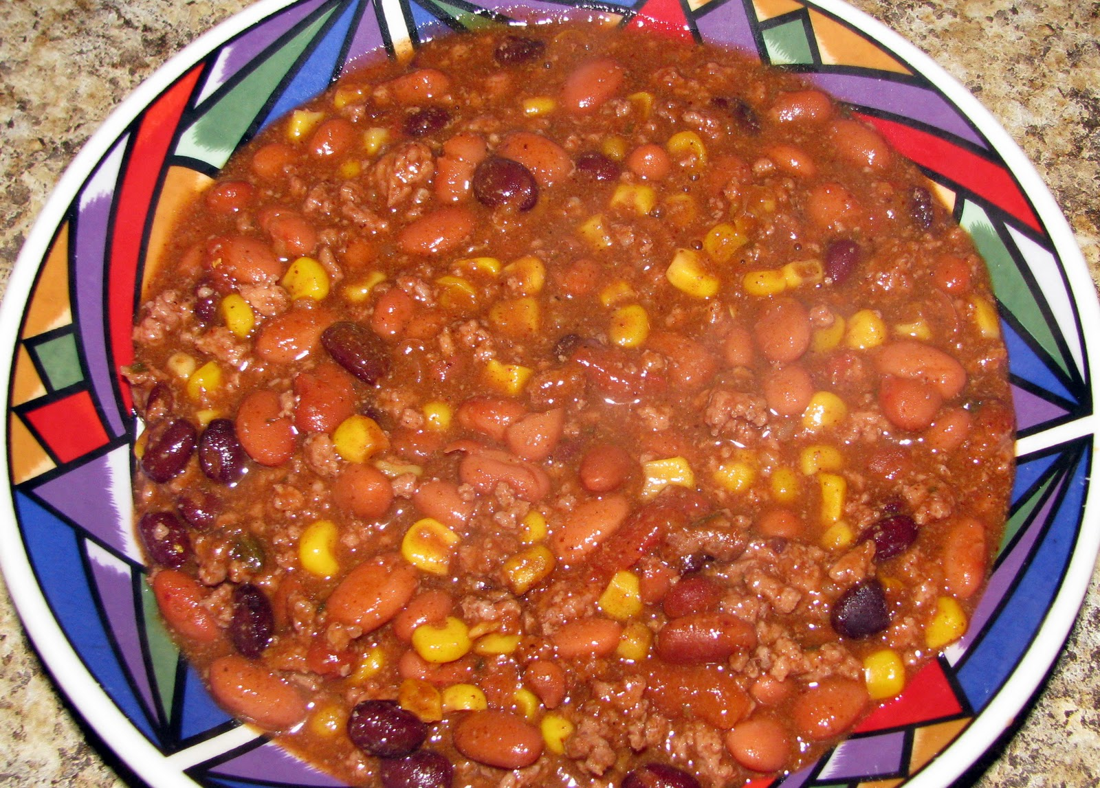 Taco Soup: CrockPot Recipe (Weight Watchers Points Included)