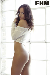 Rosie Jones Photoshoot, FHM Magazine Photoshoot