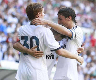 Real Madrid goleó en el inicio de su pretemporada