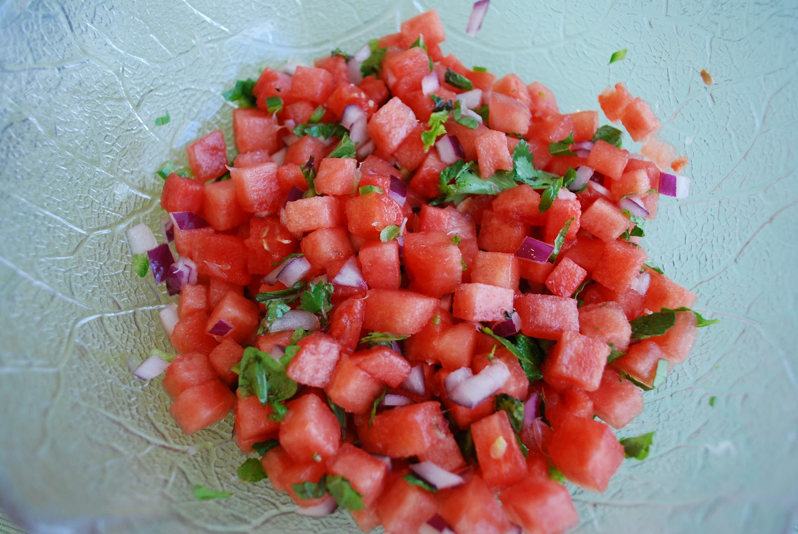 Grilled Halibut With Watermelon Salsa Recipes — Dishmaps