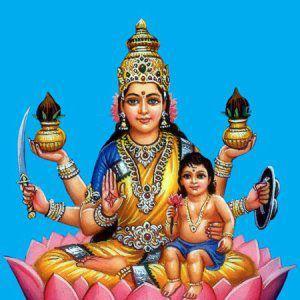 Goddess Sashti Devi Stotram