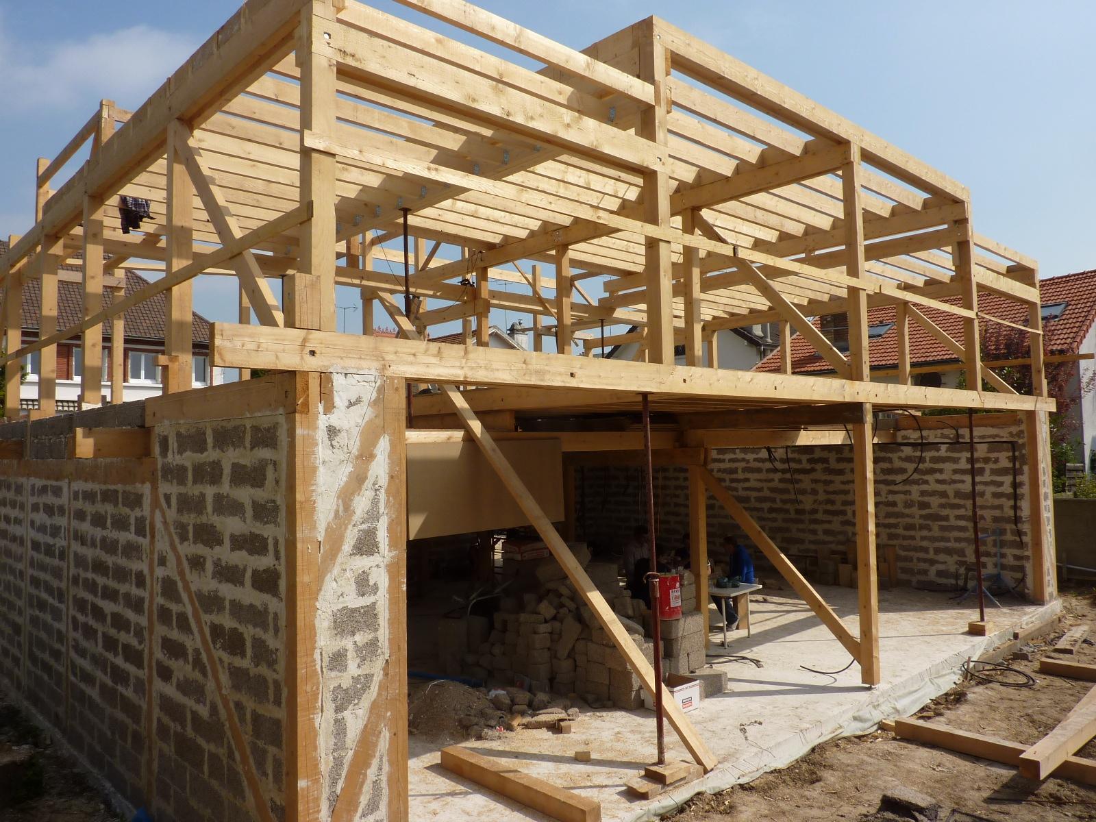 choisir une maison bois en kit architecte maison bois paris alsace. Black Bedroom Furniture Sets. Home Design Ideas
