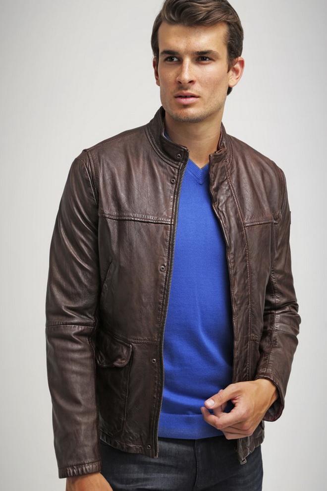 Кожаных курток типы