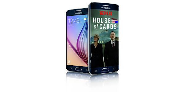Galaxy S6 or Galaxy S6 comes with 1 year of free Netflix when purchased on T-Mobile